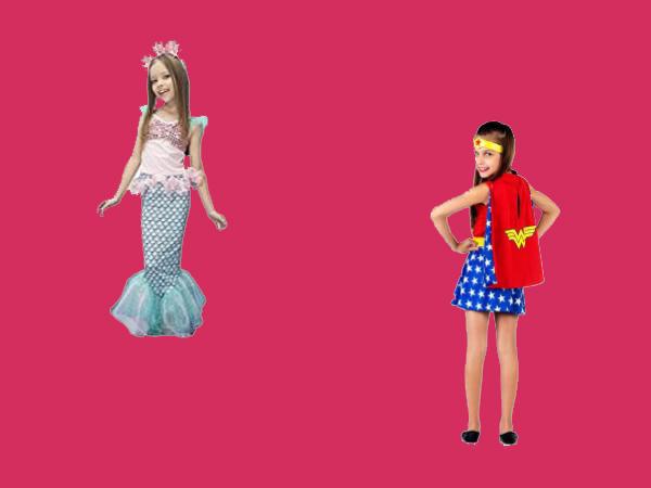 As Fantasias Infantis Mais Legais Para o Carnaval 2021 - Meninas