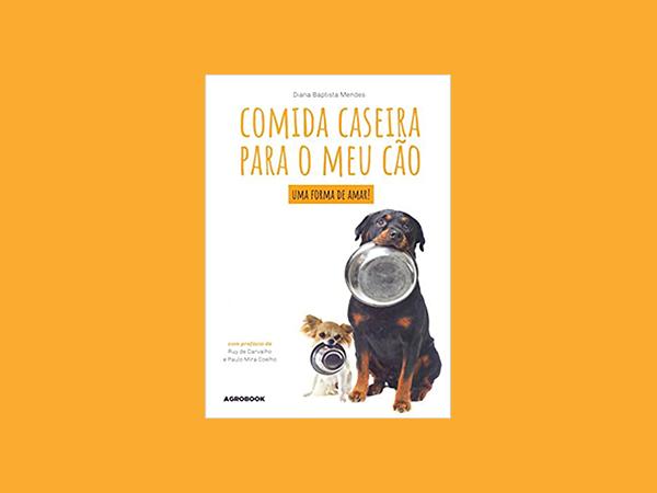 Os Melhores Livros Sobre Alimentação Natural Para Cães e Gatos