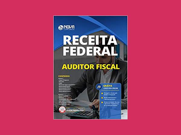 Melhores Apostilas para Concurso de Auditor Fiscal Receita Federal