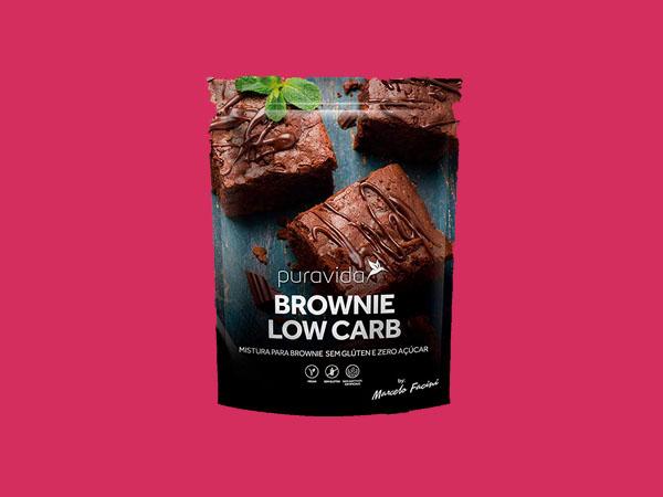 Melhores Misturas de Brownie Sem Glúten pra Fazer em Casa
