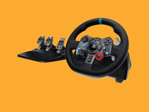 Os Melhores Volantes Para PlayStation Jogos PS4