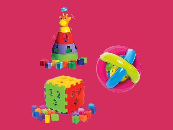 Dicas de Brinquedos Educativos para Crianças