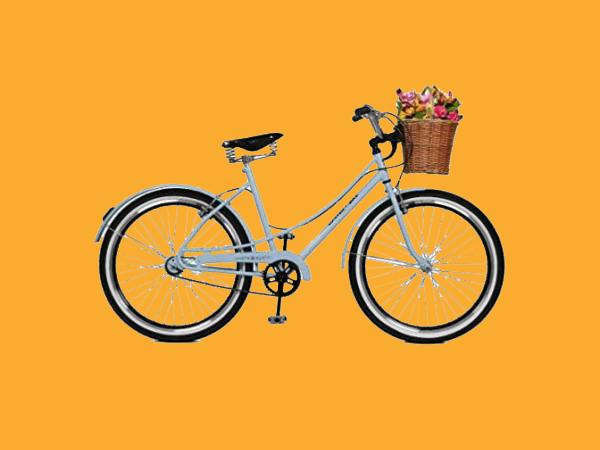 As Melhores e Mais Bonitas Bicicletas Femininas Retrô Vintage
