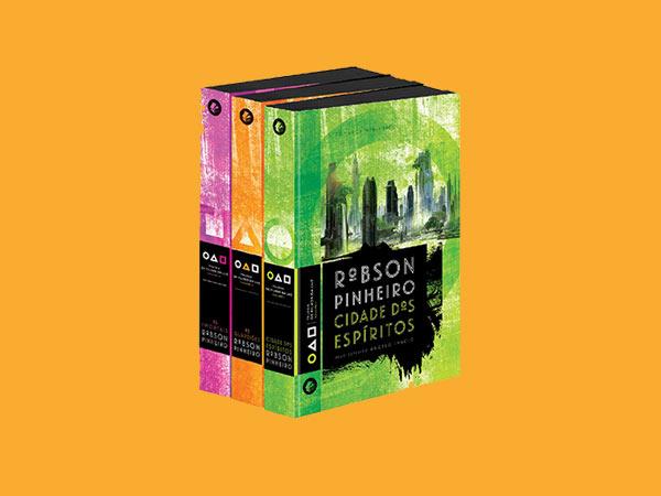 Top 10 Melhores Livros de Robson Pinheiro