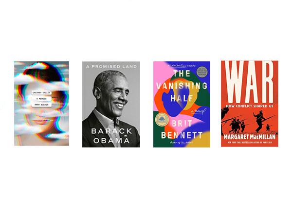 Os Melhores Livros de 2020 segundo o New York Times