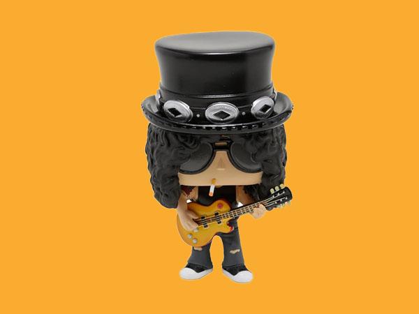 Melhores Bonecos Funko Pop de Rock n Roll para Colecionar