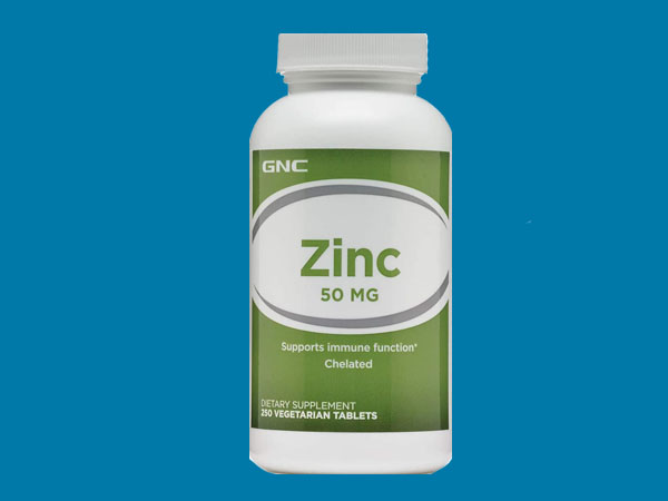 Top 10 Melhores Suplementos de Zinco de 2021