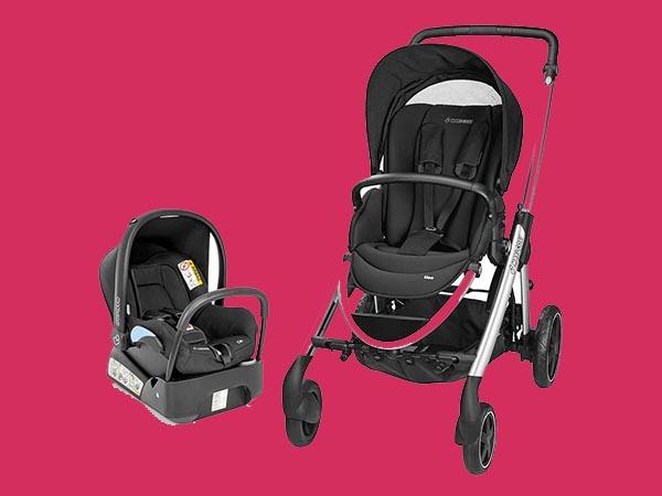10 Carrinhos de Bebê Turbinados
