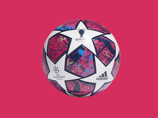 As Bolas de Futebol de Campo dos Principais Campeonatos do Mundo