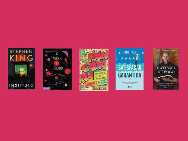 Livros em Promoção na Black Friday 2020