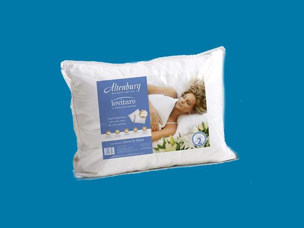 Melhores e mais Conformáveis Travesseiros com Venda On-line