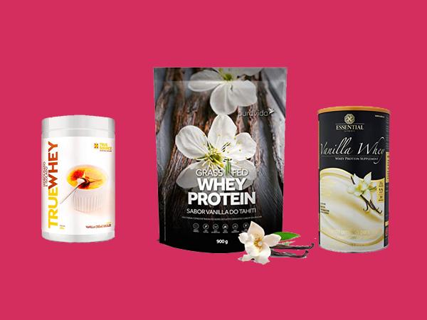 Top 10 Whey Protein De Baunilha - Vanilla Mais Gostosos e Saborosos