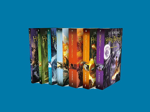 Os Melhores Livros do Universo Harry Potter de J.K. Rowling