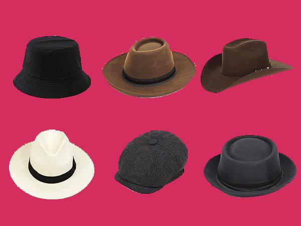 Os Chapéus Para Todos os Tipos de Estilo