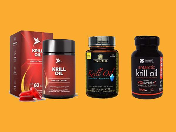 Melhores Krill Oil Essential - Óleo de Krill do momento
