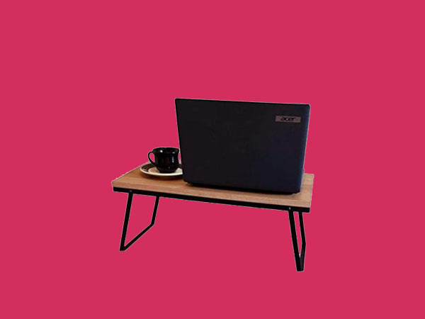 As Melhores Mesas de Colo Para Notebook Para o Seu Home Office