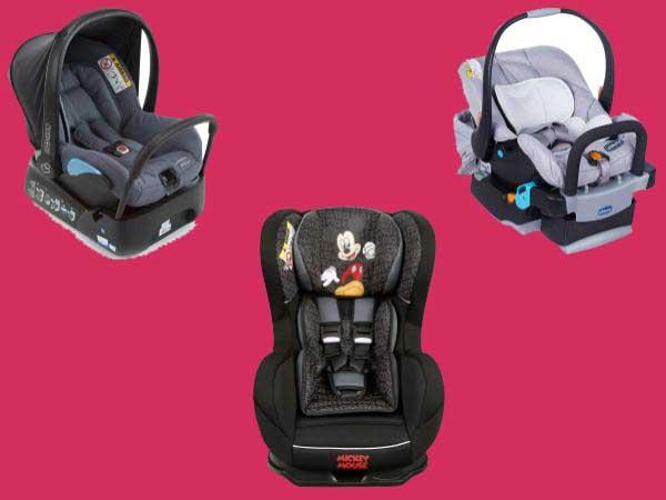 Melhores Cadeirinhas de Bebê para Carro (Bebê Conforto)