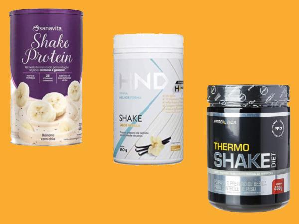 Melhores Shakes Para Emagrecer e Substituir Refeições