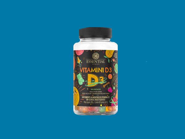 Melhores Vitaminas D3 de 2021
