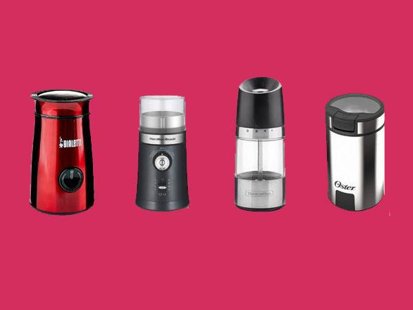Os Melhores Moedores de Café