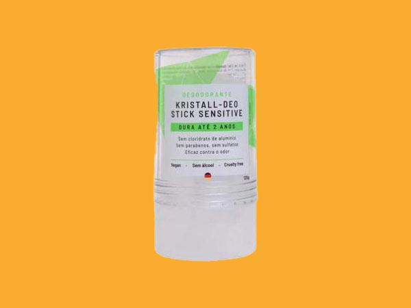 Os Melhores Desodorantes de Pedra de Cristal /  Pedra de Sal Mineral