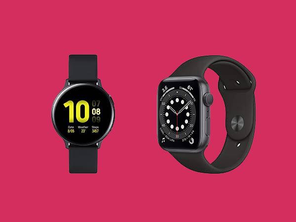 Melhores Smartwatches (Apple, Galay, Xiaomi, Garmin, Samsung, etc) 2020