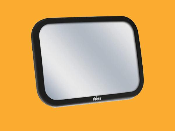 Os Melhores Espelhos Retrovisores de Carro Para Bebês