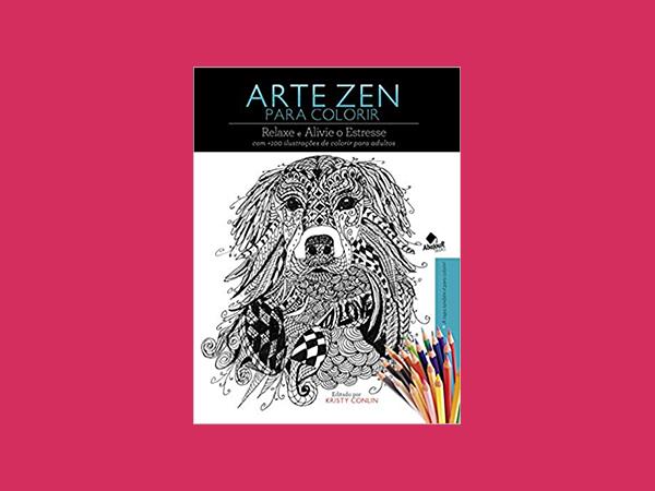 Melhores Livros para Colorir de 2021