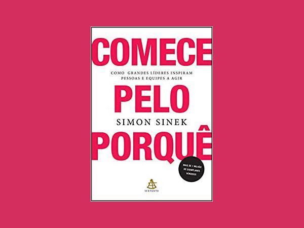 Os Melhores Livros de Simon Sinek