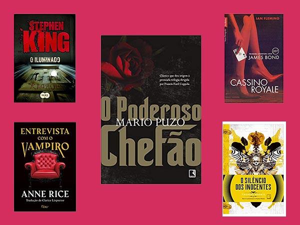 Livros que viraram Filmes de Sucesso no Cinema
