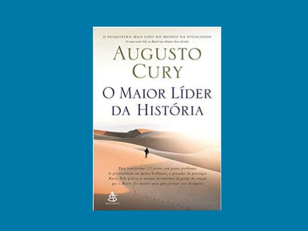 Os Melhores e Mais Lidos Livros de Augusto Cury