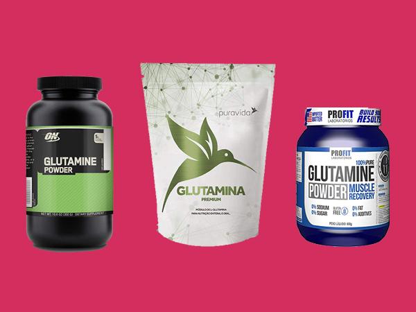Top 10 Melhores Glutaminas - L-Glutamina de 2021