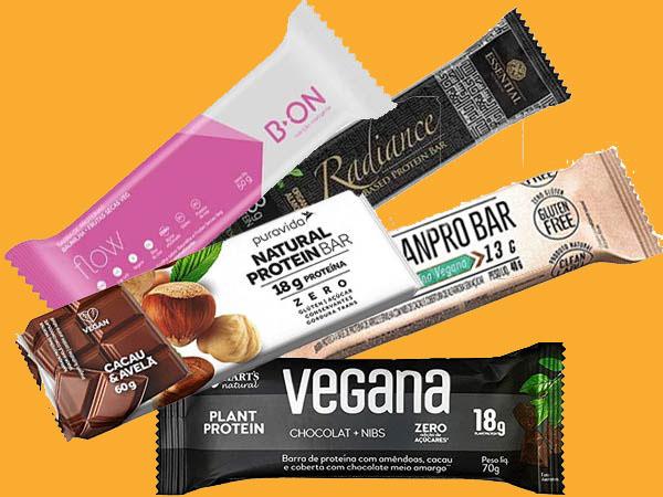 As Barras de Proteína Vegana mais Gostosas