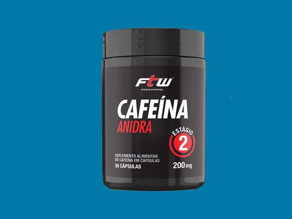 Melhores Suplementos a base de Cafeína para Comprar em 2021