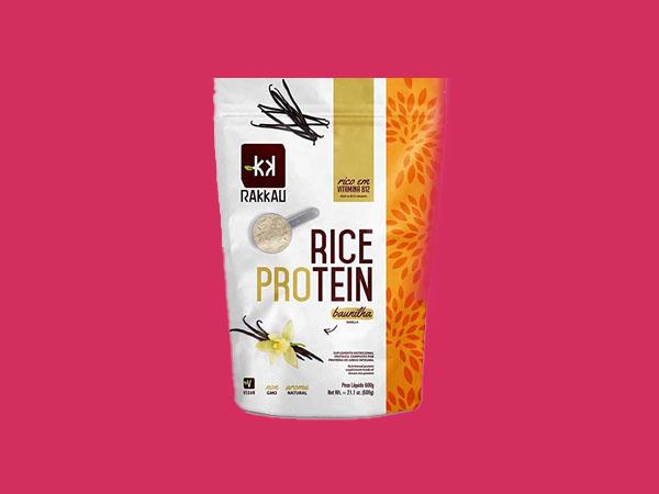 Melhores Rice Protein - Proteínas Veganas do Arroz