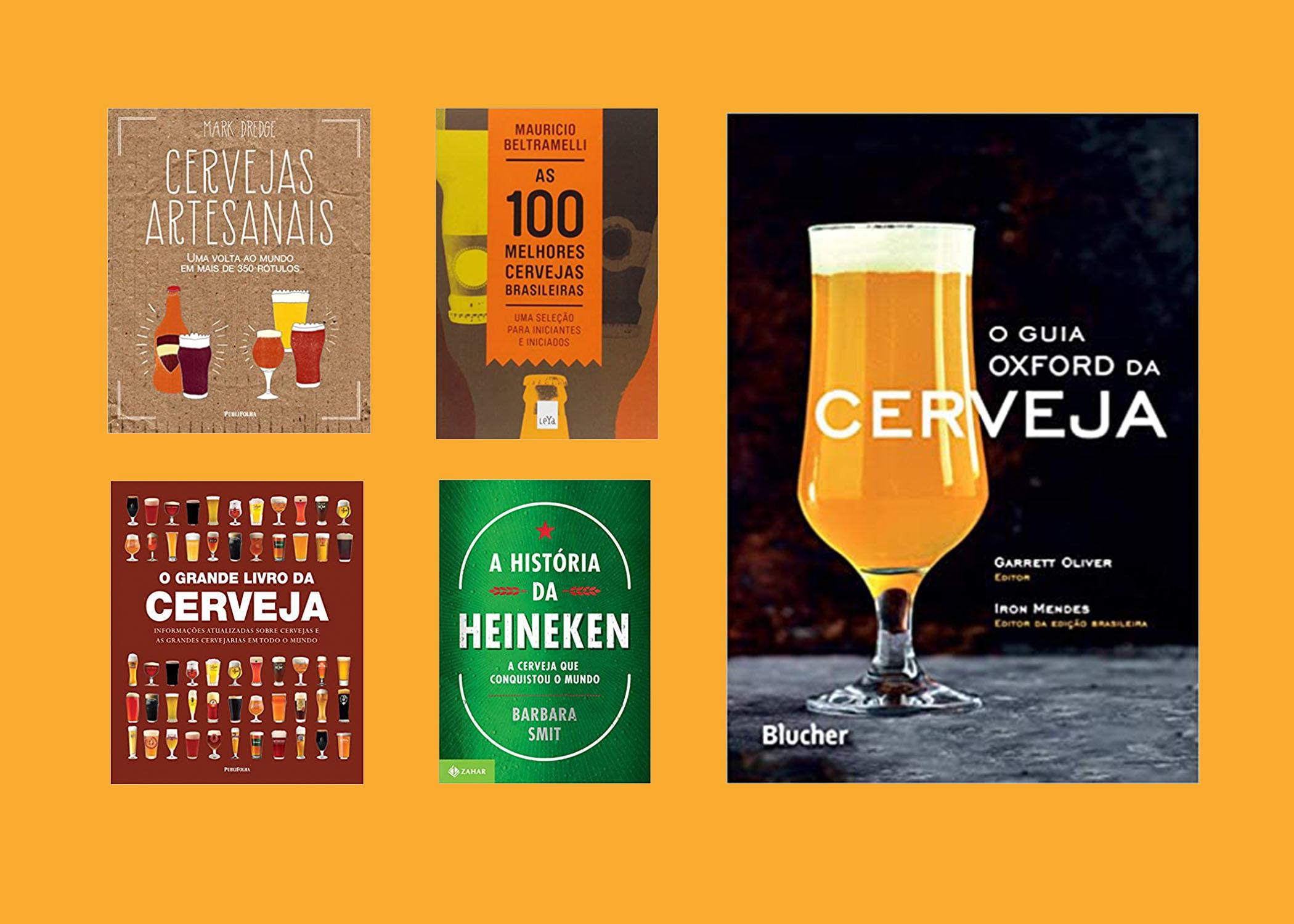 Melhores Livros sobre Cerveja de 2020 para dar de presente de Natal