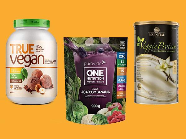 10 Melhores Shakes de Proteínas Veganas ou Whey Protein Vegano