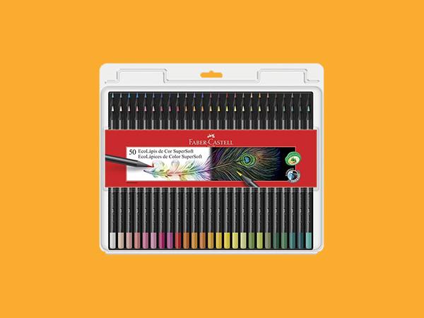 Melhores Lápis de Cor para a Volta às Aulas com Venda On-line