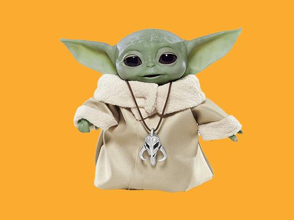 Melhores Brinquedos do Grogu o Baby Yoda do Star Wars The Mandalorian